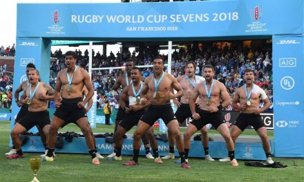 Rugby World Cup Sevens All Blacks Sevens make history with third title, England claim silver, South Africa bronze
