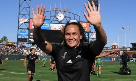 Portia Woodman joins All Blacks coach Steve Hansen on list of rugby's most influential people