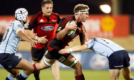 Kieran Read appreciating Super Rugby home final with Crusaders after long wait