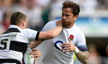 England rugby star Danny Cipriani pleads guilty to Jersey nightclub assault charge