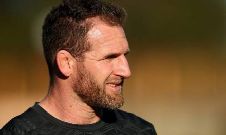 All Blacks captain Kieran Read shakes off the doubts to return at '100 per cent'