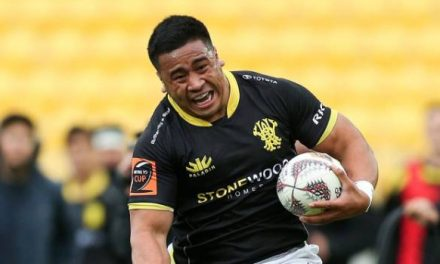 Asafo Aumua says he won't be a one-hit All Blacks wonder