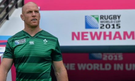 Paul O'Connell: Ireland can beat All Blacks on any given day and win World Cup