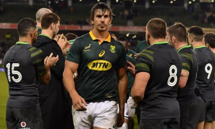 Springboks squad announced ahead of the 2018 Rugby Championship