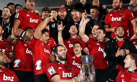 Crusaders win ninth Super Rugby title with convincing victory over the Lions — Rugby videos of tackles, tries, funny incidents and more