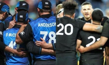 McCullum, Fleming & Co to Take On All Blacks in Charity T20