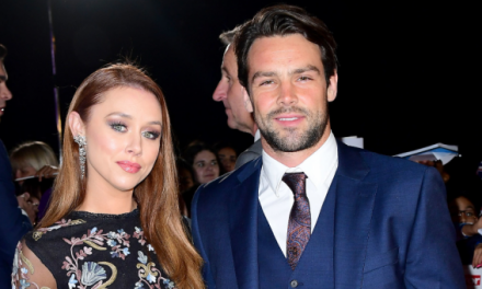 Fling reportedly the reason behind Una Healy's split from England rugby star Ben Foden