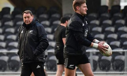 Steady All Blacks opt for experience over form