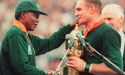 Rugby: Springboks will honour Nelson Mandela in Wallabies clash