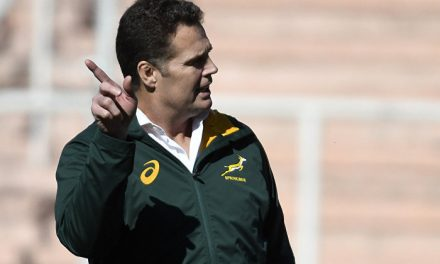 S African Rugby Coach Warns He May Be Fired After Game With All Blacks