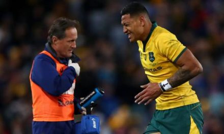 Wallabies fullback Israel Folau rates himself '50-50′ to play Springboks