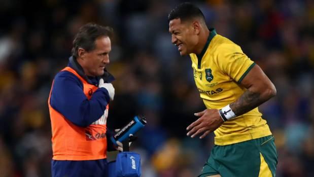 Wallabies fullback Israel Folau rates himself '50-50′ to play Springboks