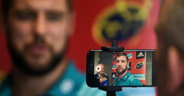 WATCH: Munster Rugby's Rhys Marshall on Glasgow, the Ospreys and the All Blacks