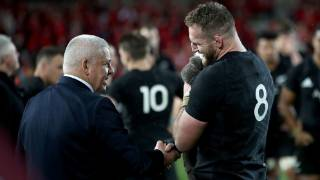Warren Gatland: All Blacks still on another level and loss to Boks will sharpen their World Cup focus