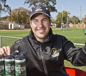 Special brew produced for rugby union grand final