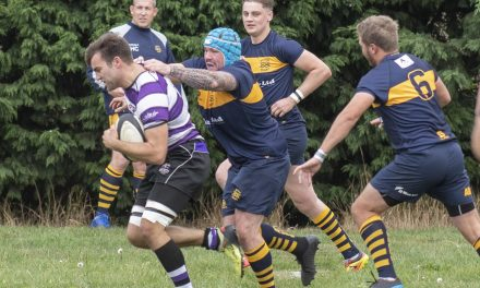 RUGBY UNION: Big difference on derby day