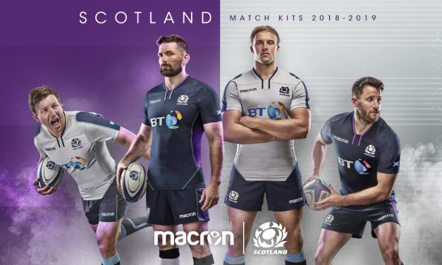 MACRON: TRADITION AND INNOVATATION FOR THE SCOTTISH RUGBY UNION