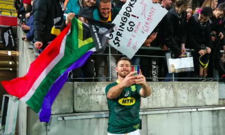 Nabetragting – Springboks needed this one