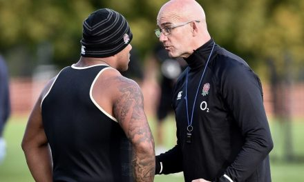 England's new defence coach John Mitchell vows to topple All Blacks