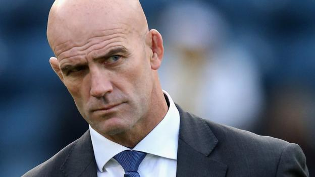 John Mitchell: England defence coach role for ex-All Blacks boss