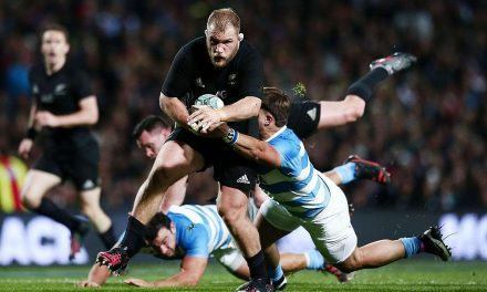 All Blacks brace for Pumas' 'big men'