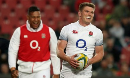 England Rugby takes flight with British Airways