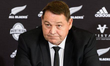 All Blacks coach Steve Hansen can do whatever as long as team is winning