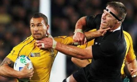 Quade Cooper fires shots at former All Blacks lock Brad Thorn after Reds exile