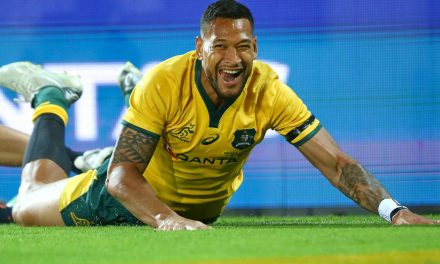 Wallabies star Israel Folau expected to play centre against the All Blacks on Saturday