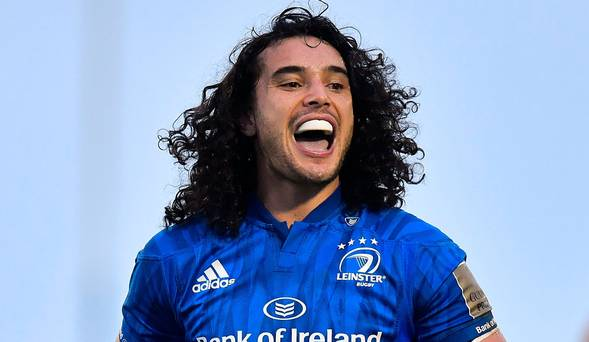 The Left Wing: James Lowe on life at Leinster, Super Rugby experience and unique route to the top