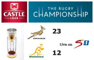 Springboks win ugly in PE