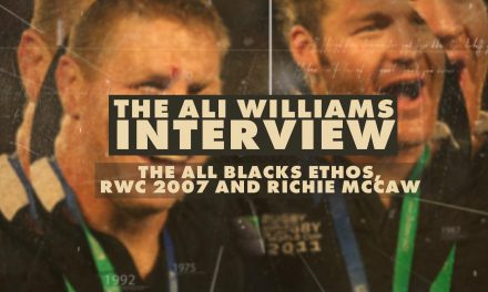 RugbyPass Legends: Ali Williams on the 2007 Rugby World Cup, All Blacks Ethos and Richie McCaw
