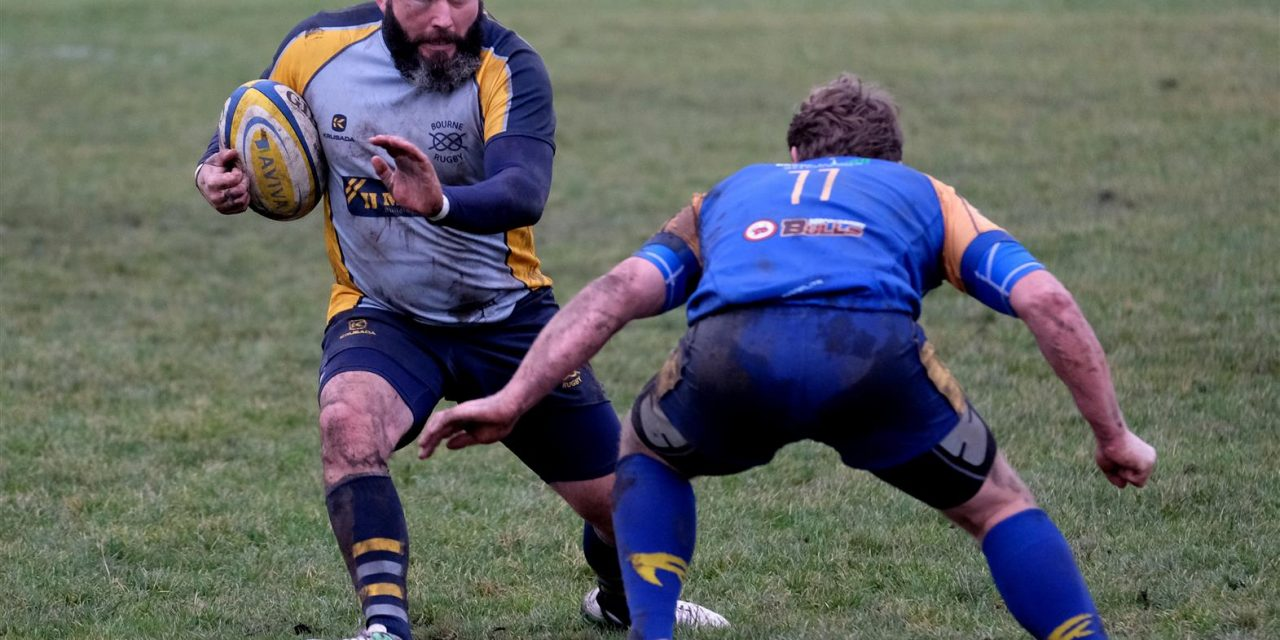 RUGBY UNION: Bourne coach Maudsley tells side 'Missing players is no excuse'