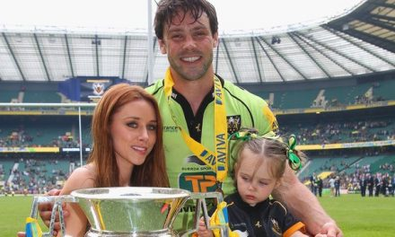 Who is Una Healy's husband Ben Foden? England rugby star's net worth and cheating scandal