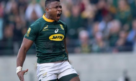 Rugby Championship highlights: Springboks 23-12 Australia [video]