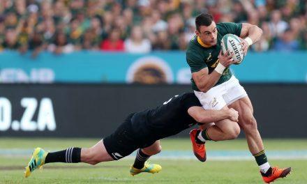 Rugby highlights: Springboks 30-32 New Zealand