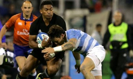 Argentina put up a fight in Buenos Aires but it's yet another title for the All Blacks