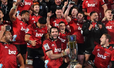 Formidable Crusaders will again be the team to beat in Super Rugby in 2019