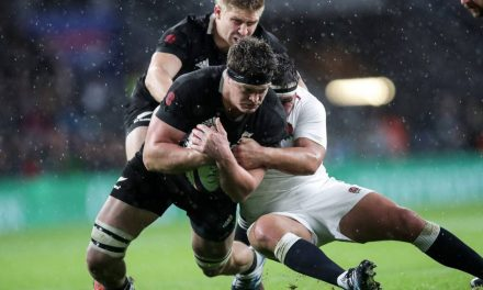 All Blacks v England: Sky affected by streaming issues during test match