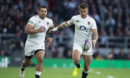 Henry Slade eager to build on England centre partnership with Ben Te'o against All Blacks