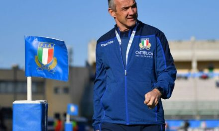 Bellini Ruled Out As 'Angry' Italians Prepare For All Blacks