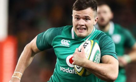 WATCH: Stockdale's stunning try leads to historic Ireland win over All Blacks