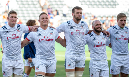 Men's National Team names starters to face Maori All Blacks at The Rugby Weekend