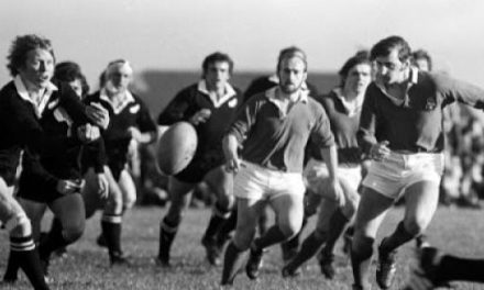 WATCH: Munster's win over the All Blacks was 40 years ago today