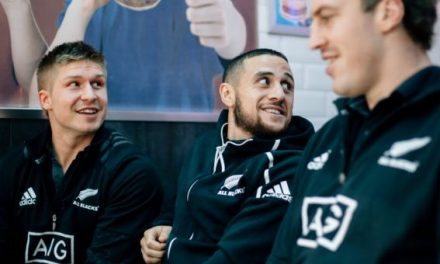 The All Blacks see the real sights on their Alternative Tour of London