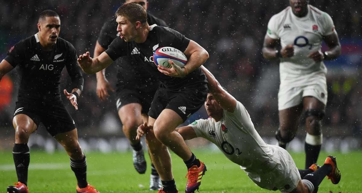 All Blacks rally to beat England 16-15 at Twickenham
