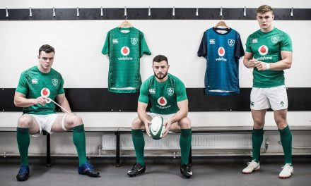 New Ireland Rugby Jerseys 2019 – The Blindside