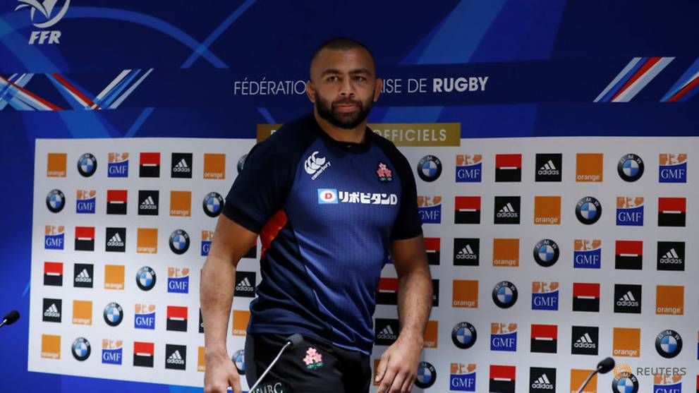 Japan have best opportunity to take down All Blacks: Leitch