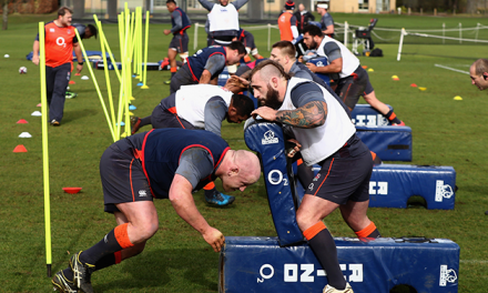 11 THINGS WE LEARNED TRAINING WITH THE ENGLAND RUGBY TEAM