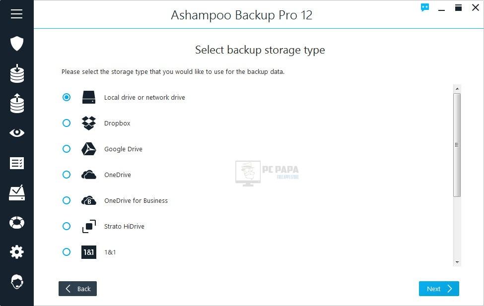 Ashampoo Backup Pro 12 Free Download – PCPAPA